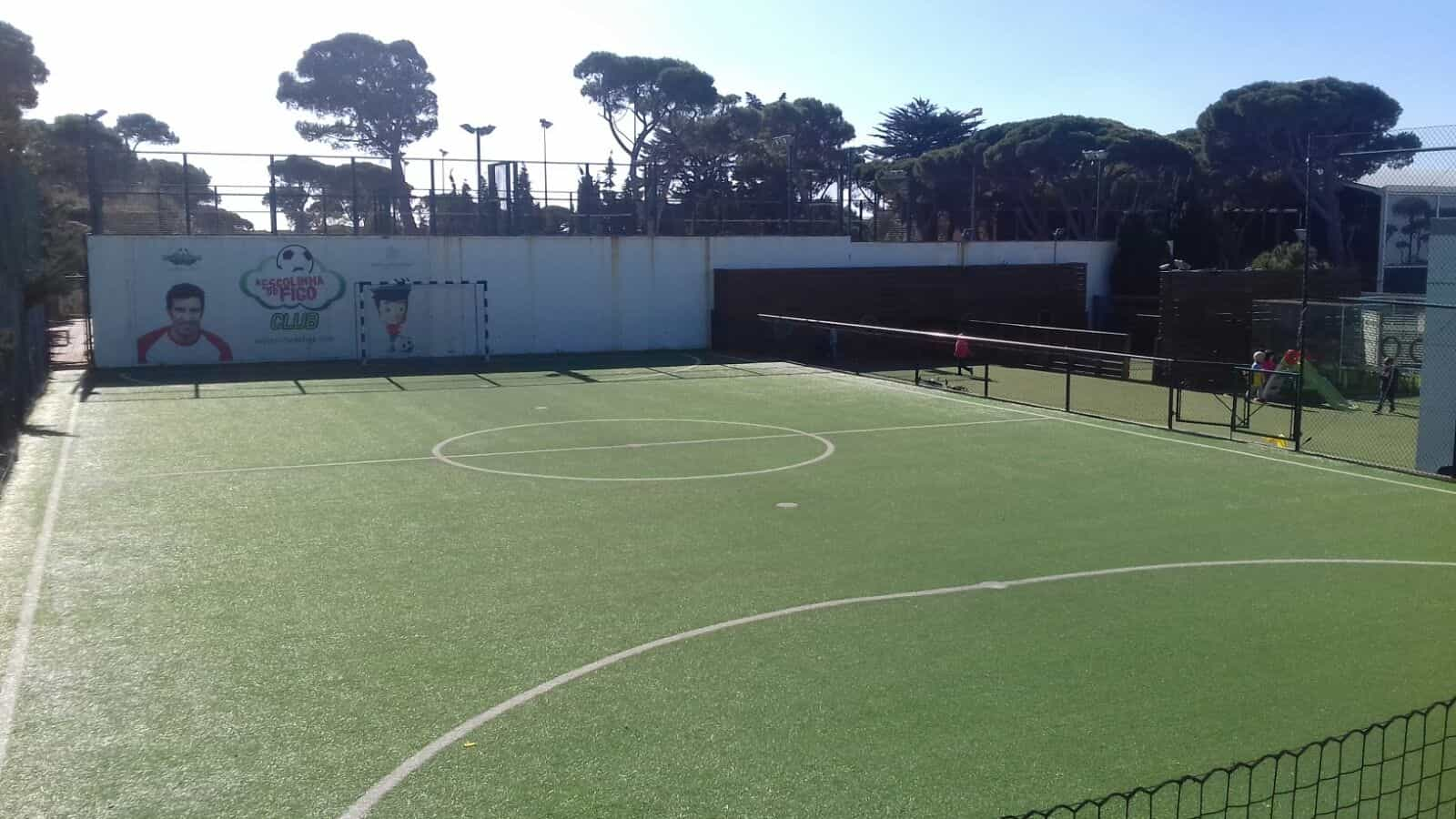 Campo Escolinha do Figo