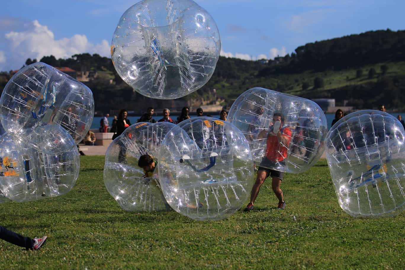 Bubble Football - Diversão Garantida